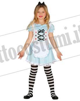Costume ALLEGRA ALICE bambina