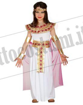 Costume IMPERATRICE EGIZIANA ROSA