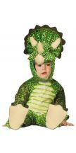 Costume BABY TRICERATOPO