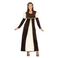 Costume PRINCIPESSA MEDIEVALE ELEGANTE