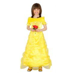 Costume BELLA PRINCIPESSA bambina