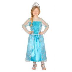 Costume REGINA DELLE NEVI bambina