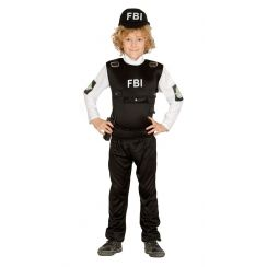 Costume FBI bambino