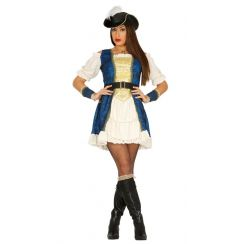 Costume PIRATESSA SENZA PAURA