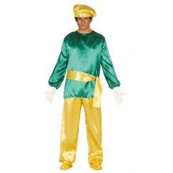 Costume SIGNOR PAGGIO verde