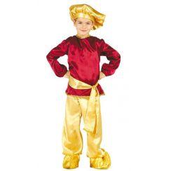 Costume PAGGIO bambino