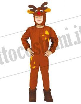 Costume RENNA bambino 9ad875cf96c5