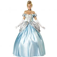 Costume da PRINCIPESSA INCANTEVOLE elite collection
