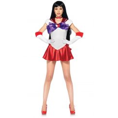 Costume SAILOR MARS deluxe