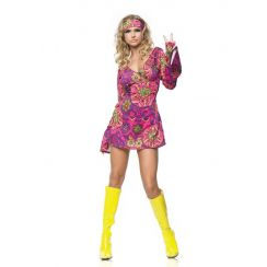 Costume RETRO GO GO DRESS