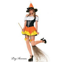 Costume KANDY KORN WITCH