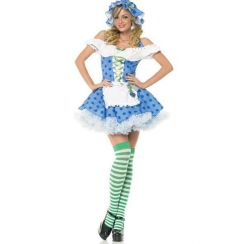 Costume BLUEBERRY GIRL
