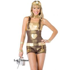 Costume SEXY GOLD DIGGER