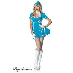 Costume HOSTESS VINTAGE