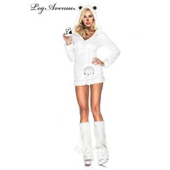 Costume SNOWY POLAR BEAR