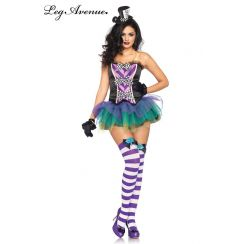 Costume TEMPTING MAD HATTER