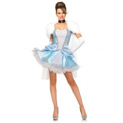 Costume SLIPPER-LESS CINDERELLA