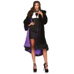 Costume CAPPOTTO DELUXE FAUX FUR COAT