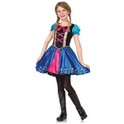 Costume bambina FAIRYTALE ALPINE PRINCESS