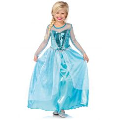 Costume FAIRY SNOW QUEEN