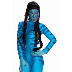 Parrucca lusso adulto Avatar NEYTIRI™