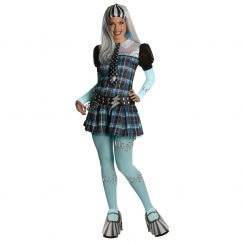 Costume FRANKIE STEIN deluxe ufficiale Monster High