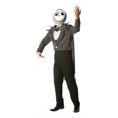 Costume JACK SKELETRON adulto