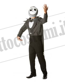 Costume JACK SKELETRON adulto