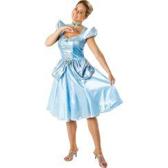 Costume ufficiale Disney CENERENTOLA adulto
