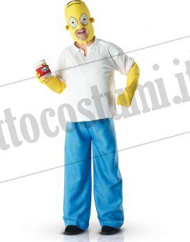 Costume HOMER SIMPSON adulto