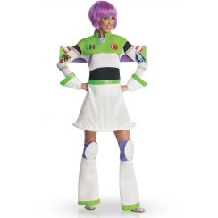 Costume da MISS BUZZ