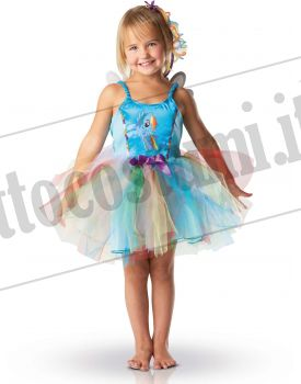Costume Little Pony RAINBOW DASH