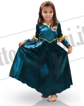 Costume CLASSICO MERIDA bambina