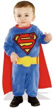 Costume da baby SUPERMAN
