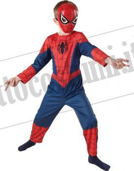 Costume SPIDERMAN ULTIMATE bambino