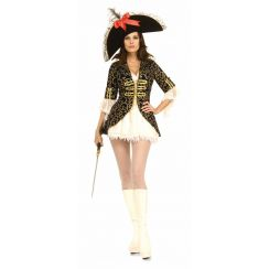 Costume REINE PIRATE