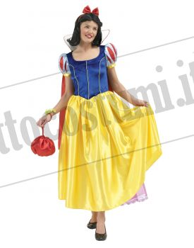b6b626d0e0d63 Costume ufficiale Disney BIANCANEVE adulto