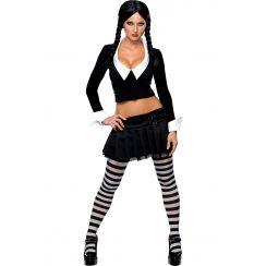 Costume sexy MERCOLEDI' ADDAMS ™ ufficiale sexy