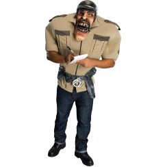 Costume BIKER BIG BRUIZER adulto