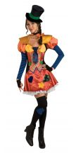 Costume donna CLOWN