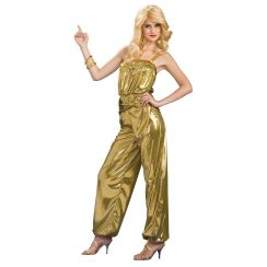 Costume donna GOLD DIVA