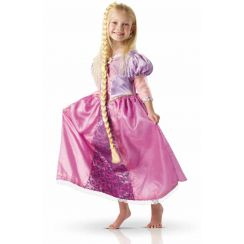 Costume RAPUNZEL lusso in scatola