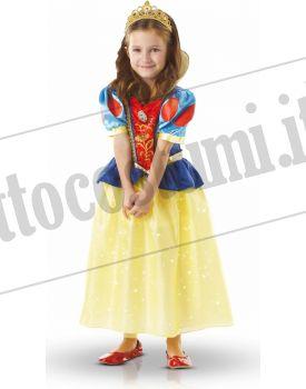d0466df45f3b7 Costume BIANCANEVE scintillante
