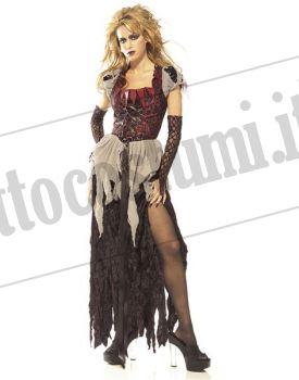 Costume CENERENTOLA zombie