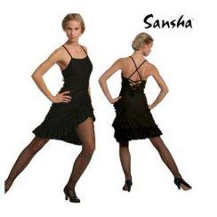 Abito balli latini Sansha MERCEDES
