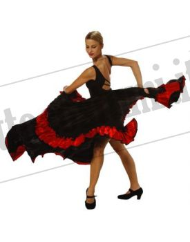 Gonna da Flamenco Sansha ADORA