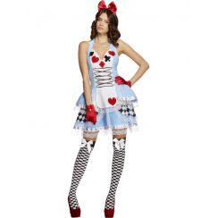 Costume MISS WONDERLAND lusso
