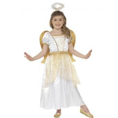 Costume PRINCIPESSA ANGELO bambina