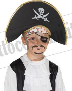 Cappello da capitano Pirata bambino f516e085d7c1