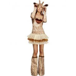 Costume GIRAFFA GLAMOUR donna